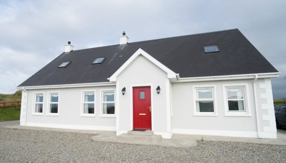 Drim Holiday Cottage Malin Head on the Wild Atlantic Way