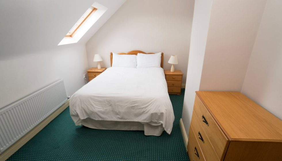 Drim Holiday Cottage Malin head - upper floor bedroom